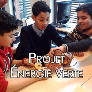 Titre Projet Energie verte